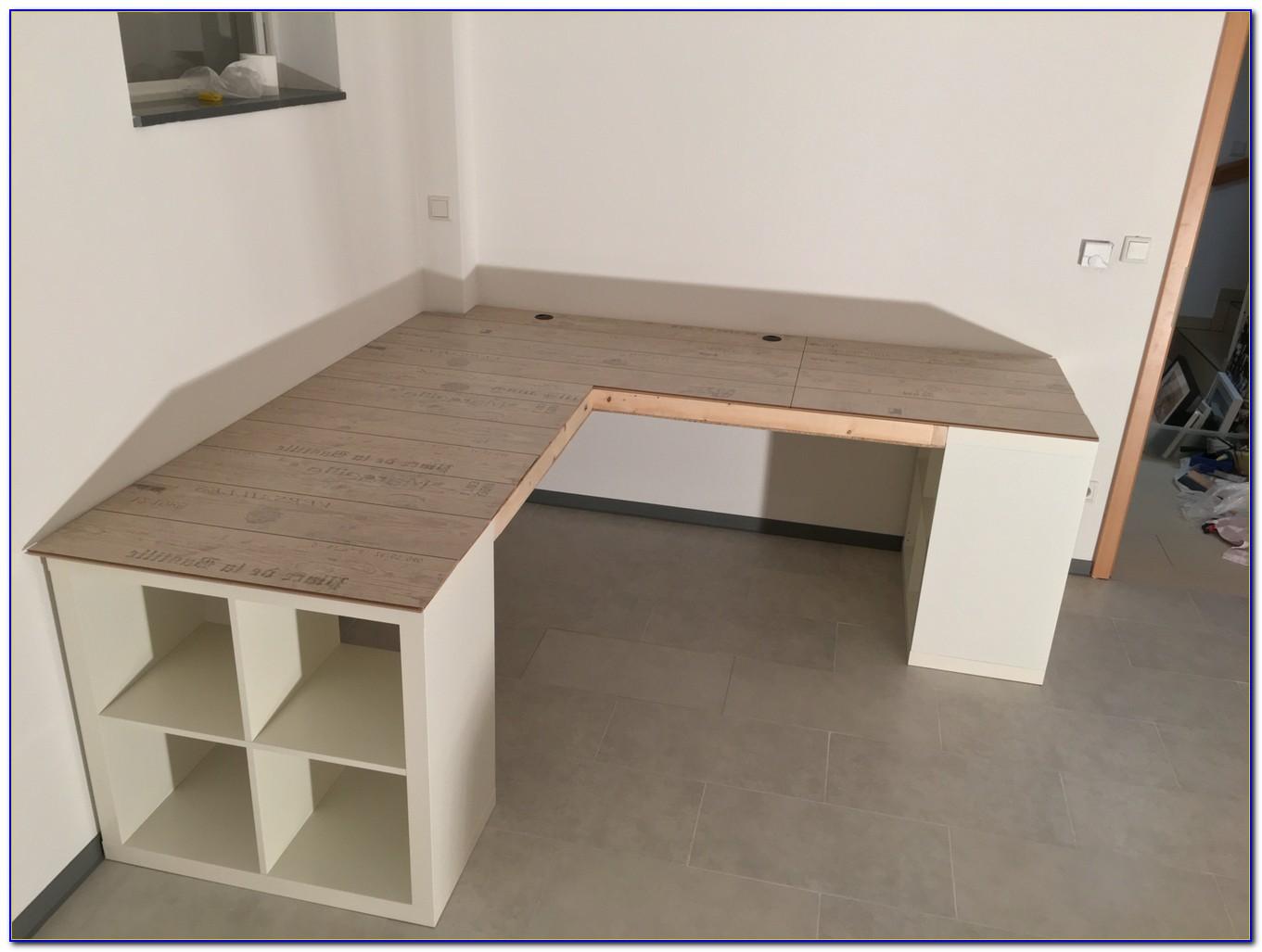 Ikea Schreibtisch Unterschrank Weiß