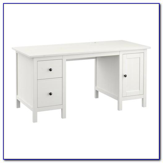 Ikea Schreibtisch Weiß