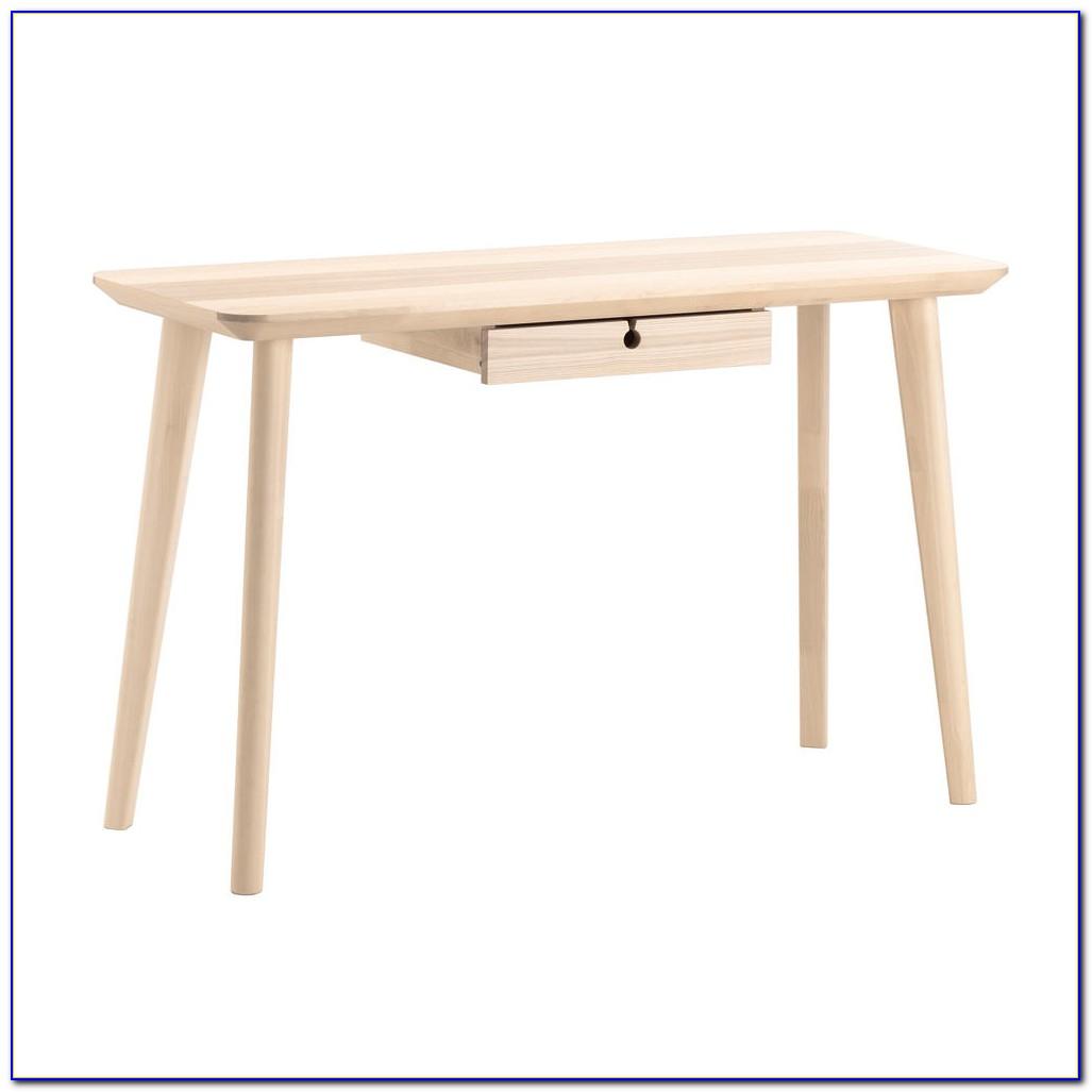 Ikea Schreibtisch Weiss Ebay