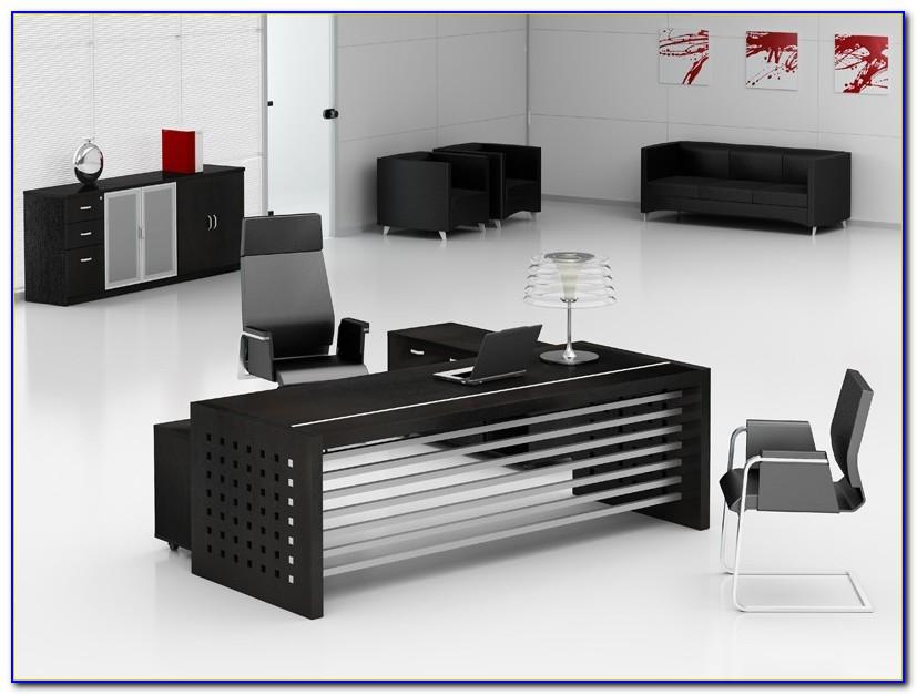 Ikea Schreibtische Schwarz
