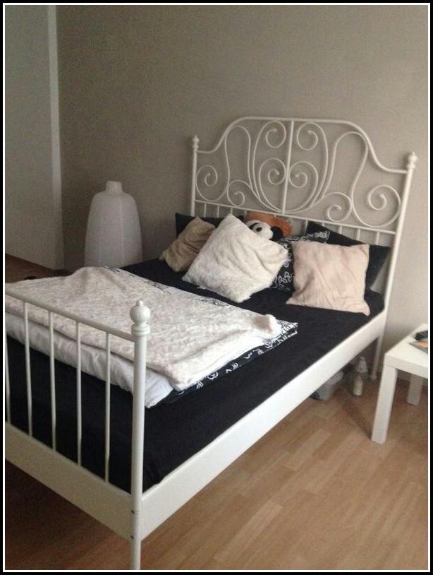 Ikea Weißes Bett 140