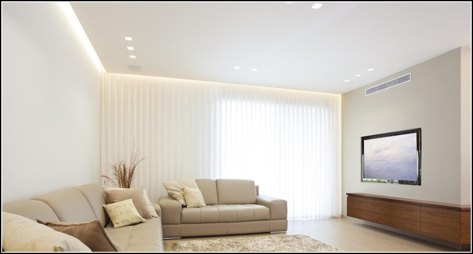 Indirekte Beleuchtung Decke Abhängen