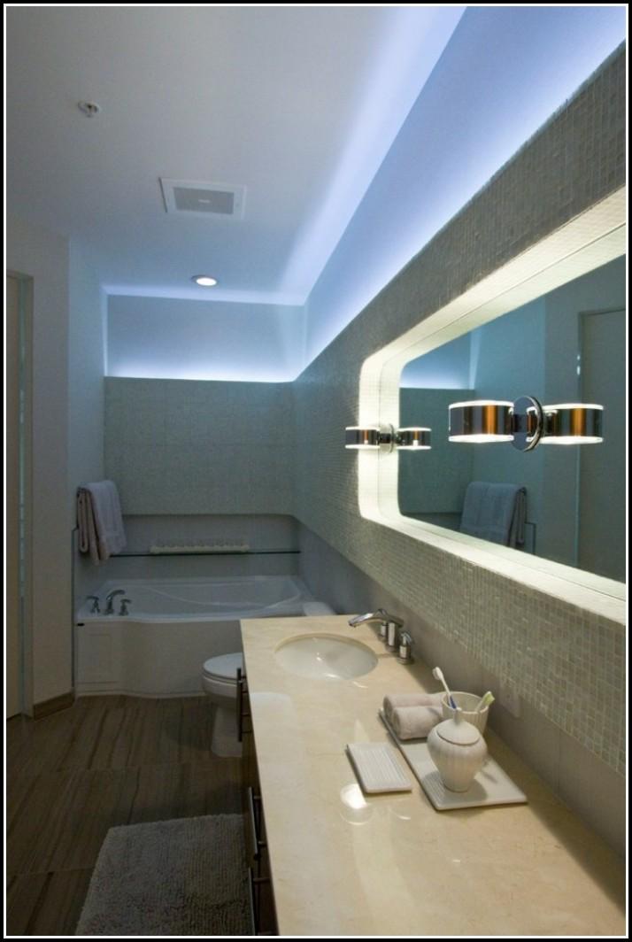 Indirekte Beleuchtung Für Badezimmer