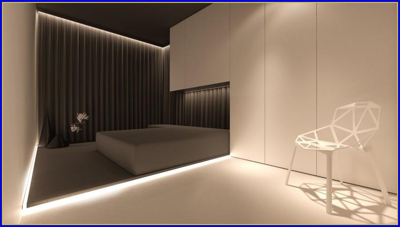 Indirekte Beleuchtung Hinter Bett Selber Bauen