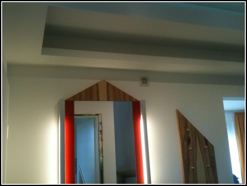 Indirekte Beleuchtung Plexiglas Decke