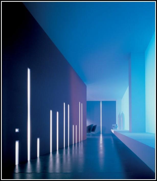 Indirekte Beleuchtung Wandregal