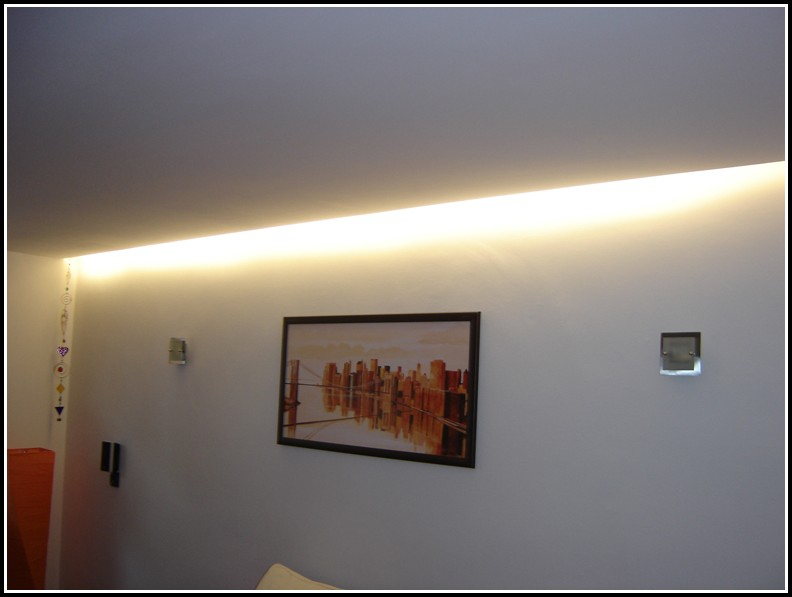 Indirekte Led Beleuchtung Bad