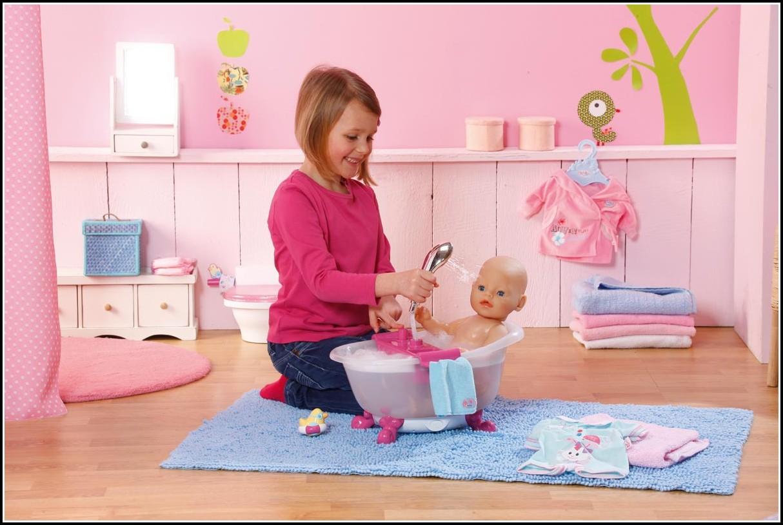 Interaktive Badewanne Baby Born