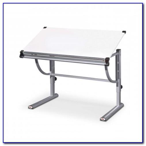 Interlink Schreibtisch Weiß
