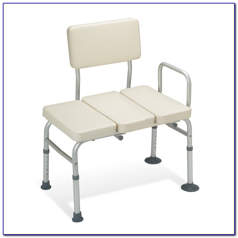 Invacare Padded Tub Transfer Bench