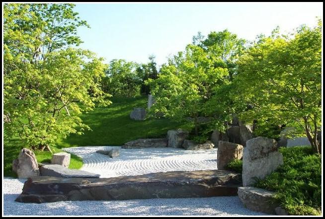 Japanischer Garten Berlin Tee