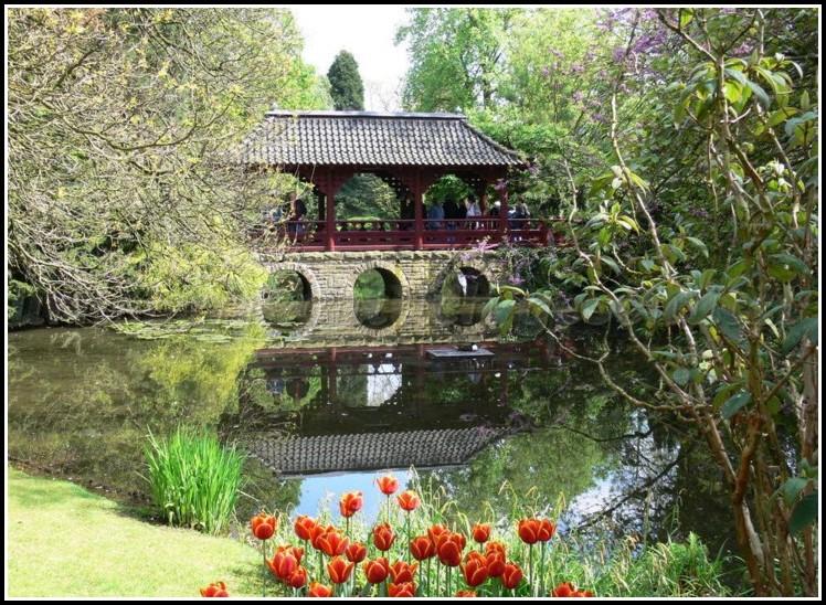 Japanischer Garten Köln Adresse
