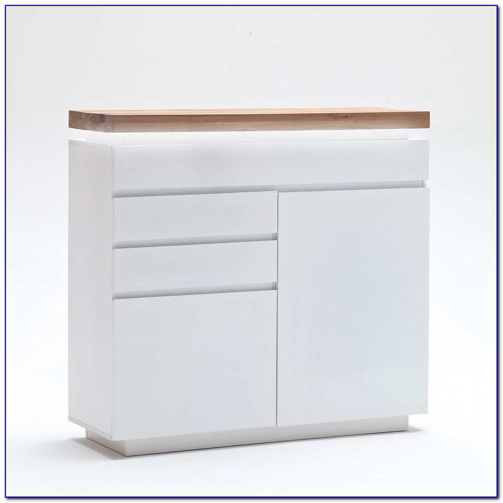 Jersey Kommode Weiß Sideboard