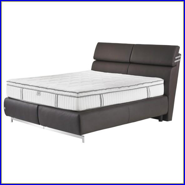 Joop Bett Weiß Leder