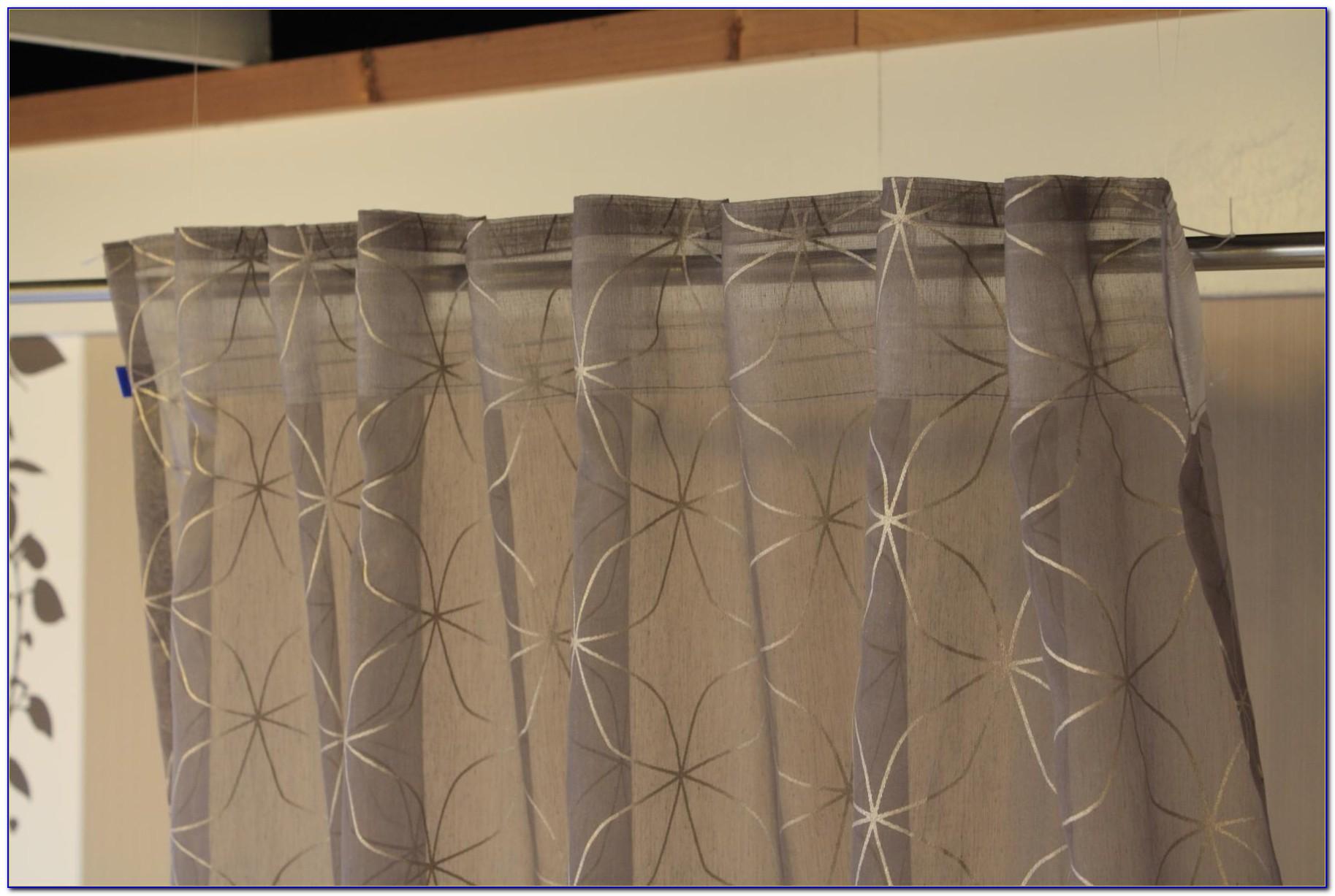 Joop Vorhang Weiß