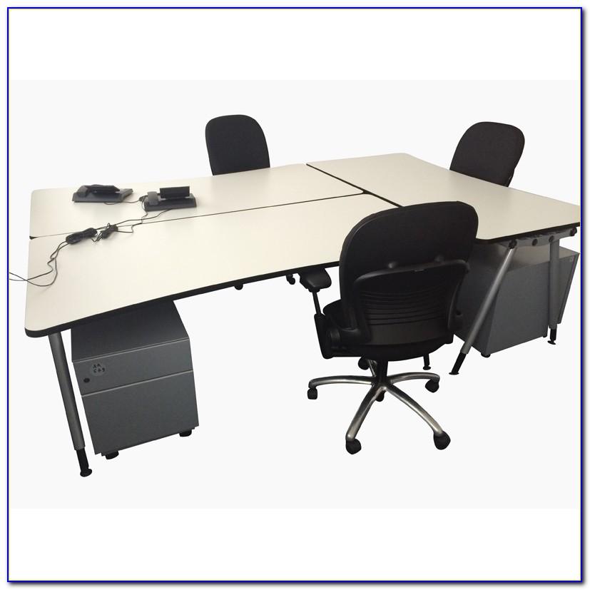 König Neurath Höhenverstellbarer Schreibtisch Bedienungsanleitung