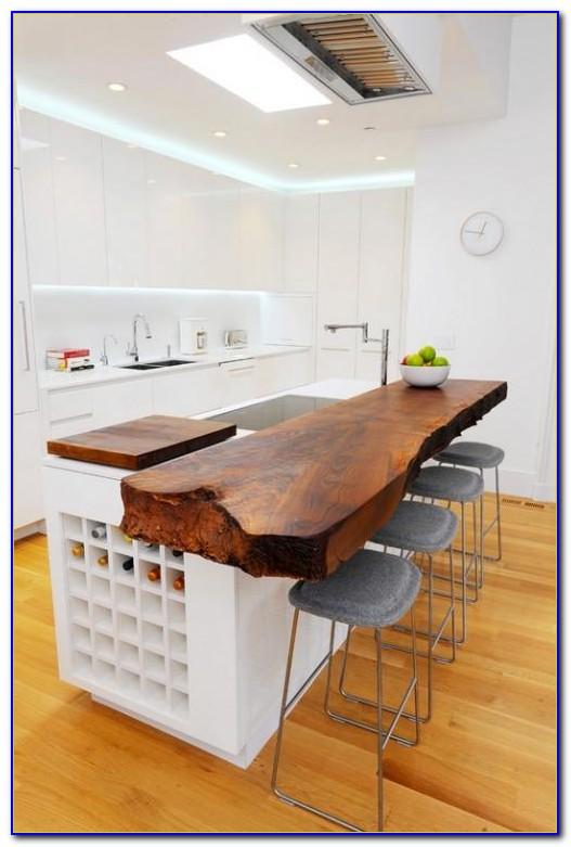 Küche Arbeitsplatte Holzoptik