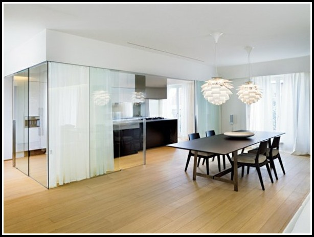 Küche Esszimmer Trennen