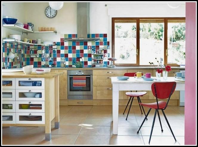 Küche Glas Statt Fliesenspiegel