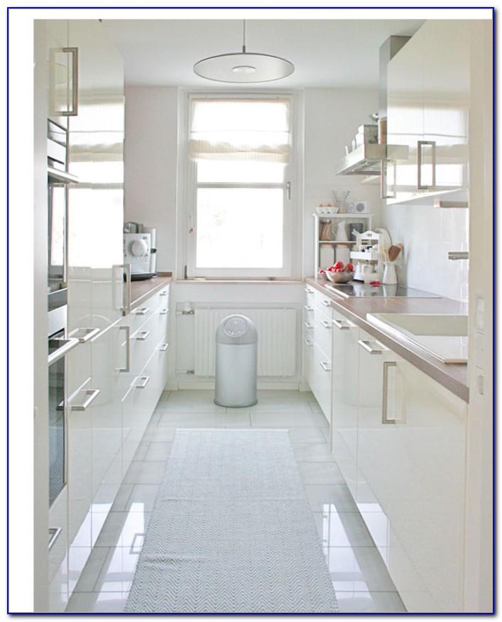 Küche Teppichboden