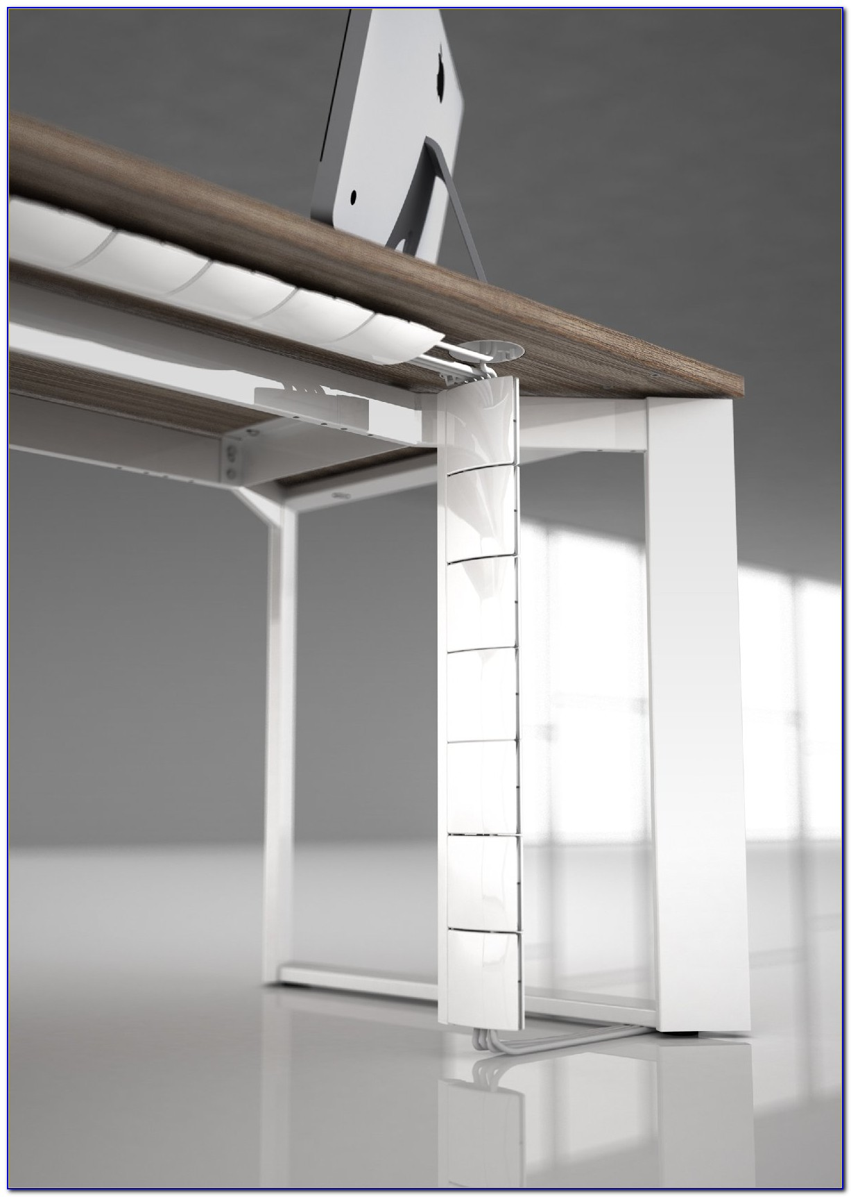 Kabelführung Schreibtisch Ikea