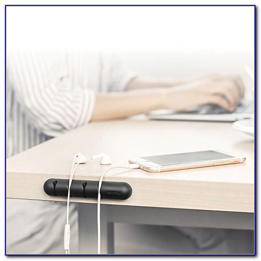 Kabelhalter Schreibtisch Selber Machen