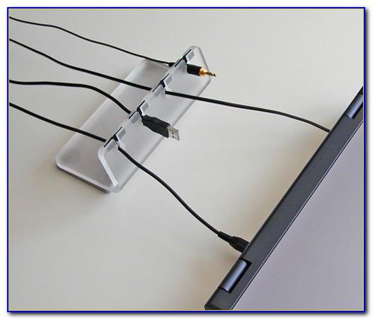 Kabelhalter Unter Schreibtisch