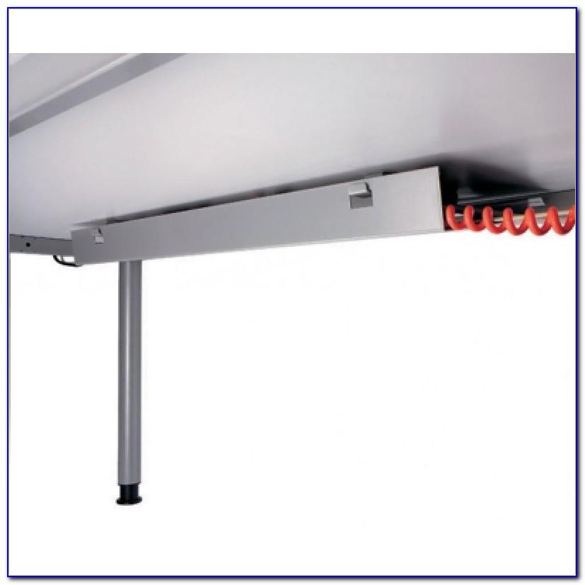 Kabelkanal Schreibtisch Unterbau