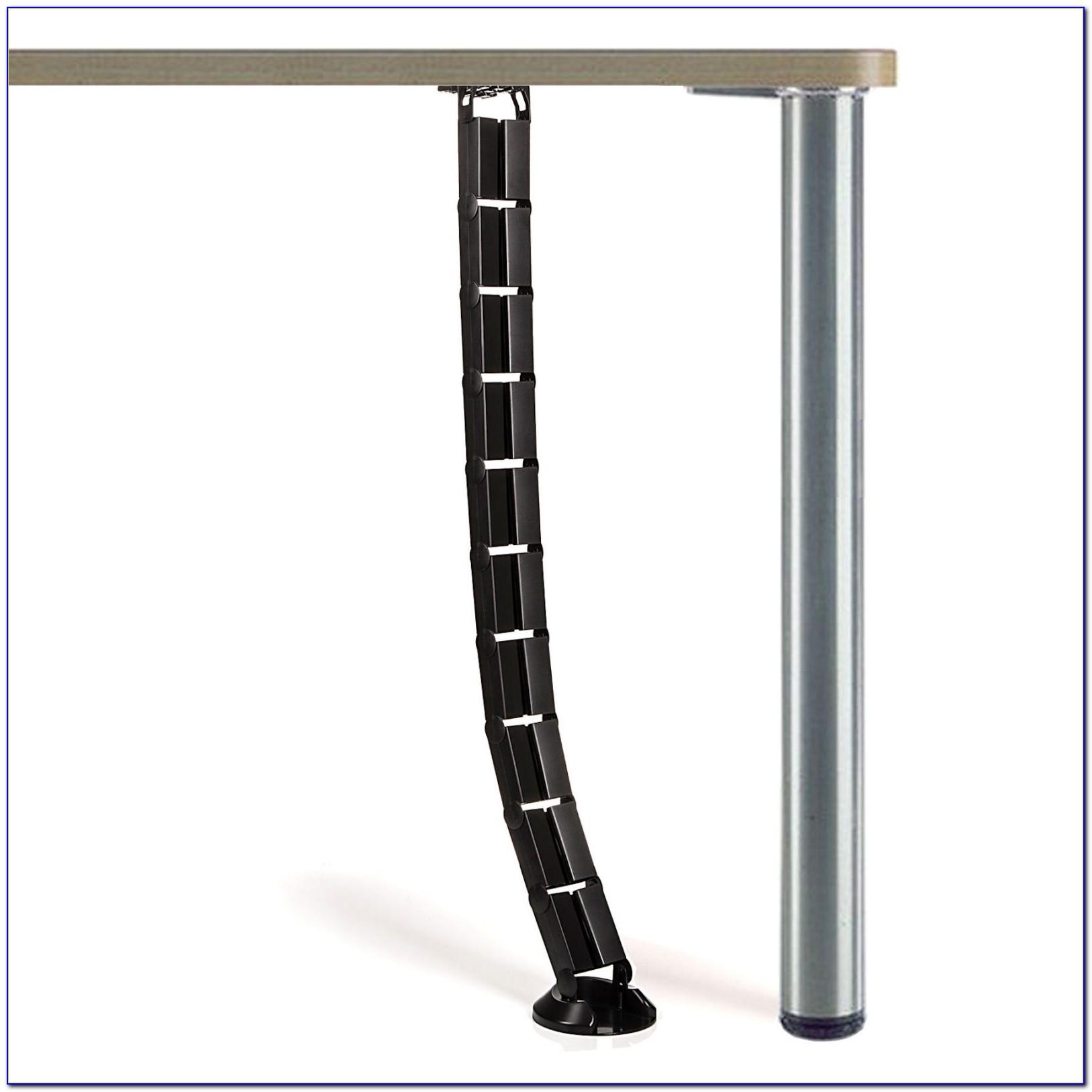 Kabelkanal Schreibtisch Vertikal