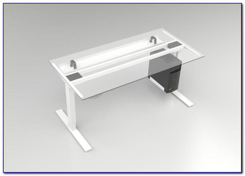 Kabelmanagement Unter Schreibtisch