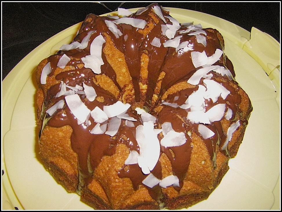 Kakao Nuss Kuchen Rezept
