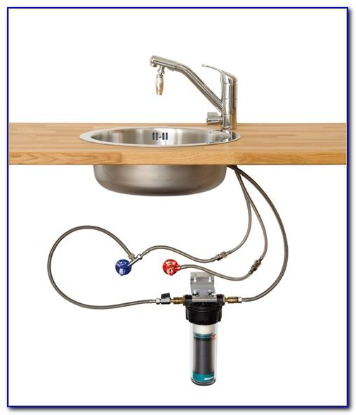 Kalkfilter Wasserhahn Test