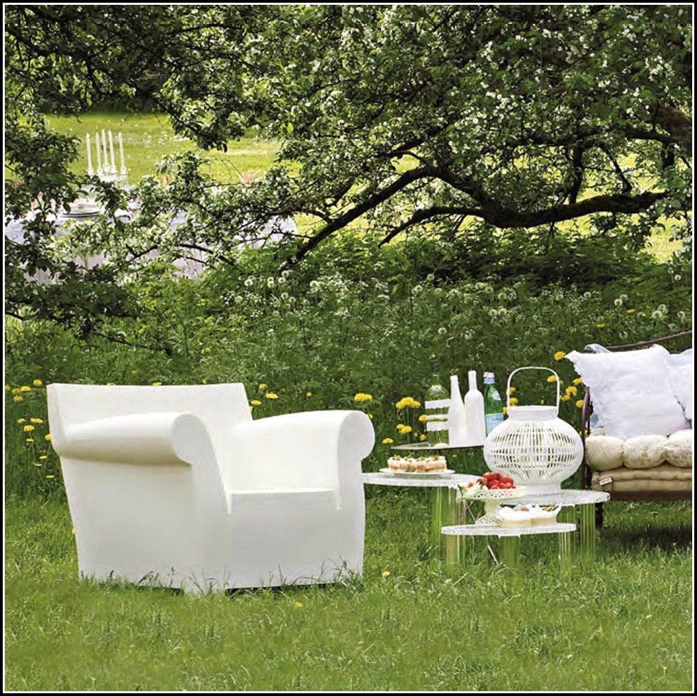 Kartell Bubble Club Sessel