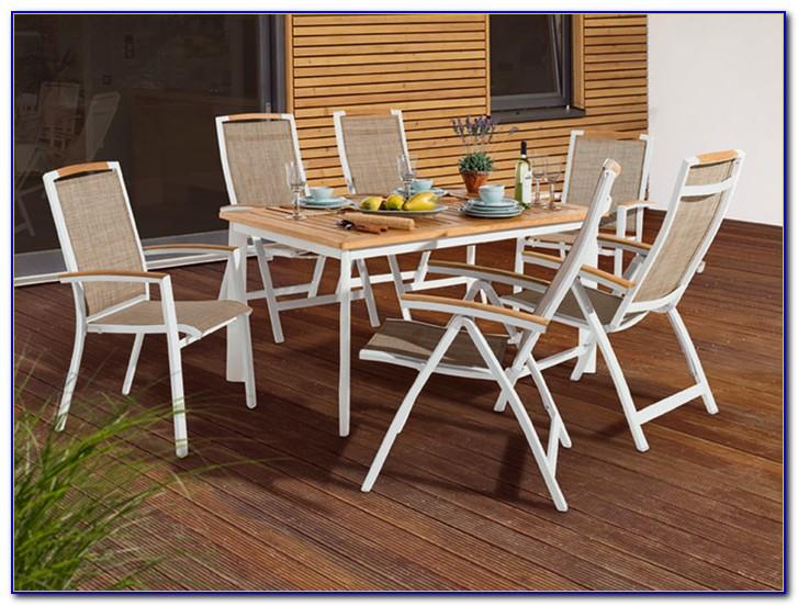 Kettler Gartenmöbel Weiß Holz