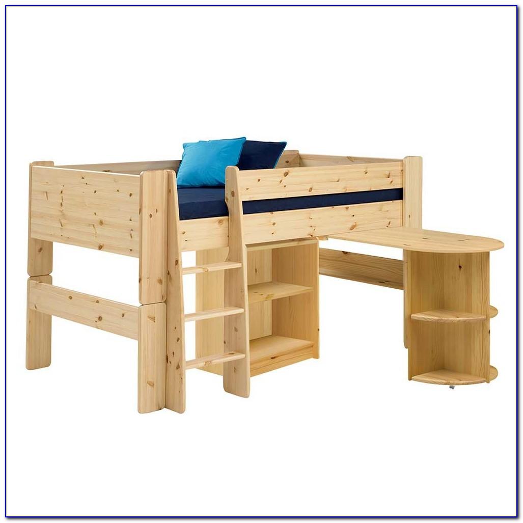 Kinder Hochbetten Mit Schreibtisch