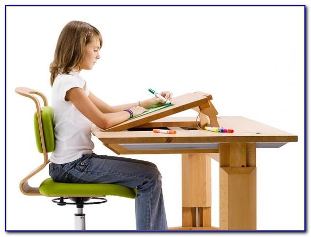 Kinder Schreibtische Höhenverstellbar