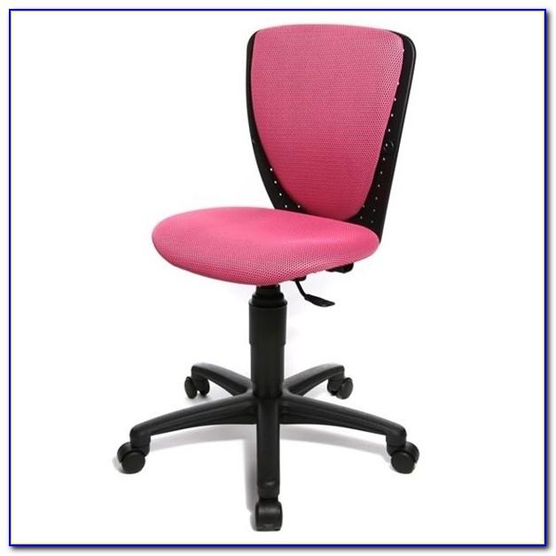 Kinder Schreibtischstuhl Pink