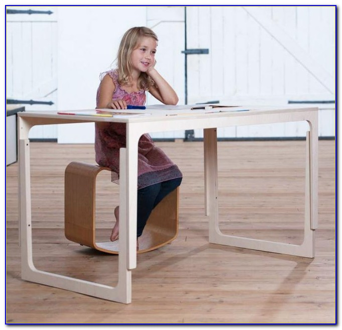Kinder Stuhl Mit Schreibtisch