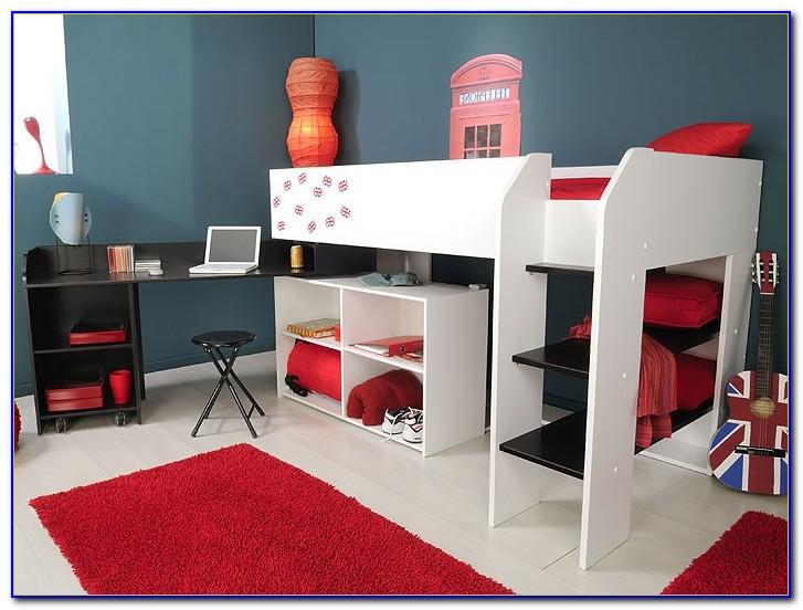 Kinderbett Schreibtisch Schrank