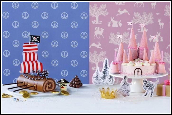 Kindergeburtstag Kuchen Deko Ideen