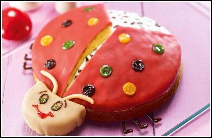 Kindergeburtstag Kuchen Rezepte Bild