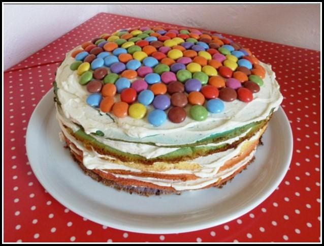 Kindergeburtstag Kuchen Rezepte Mit Bild