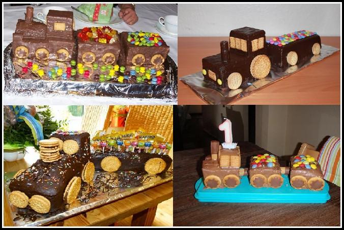 Kindergeburtstag Torten Dekoration