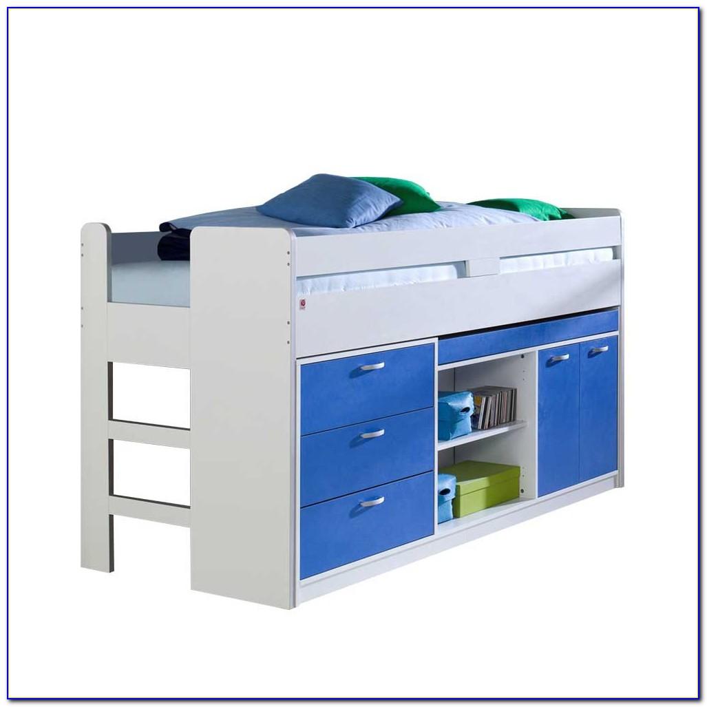 Kinderhochbett Mit Schreibtisch Ikea