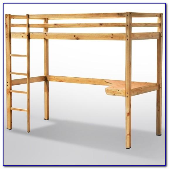 Kinderhochbett Mit Schreibtisch Selber Bauen