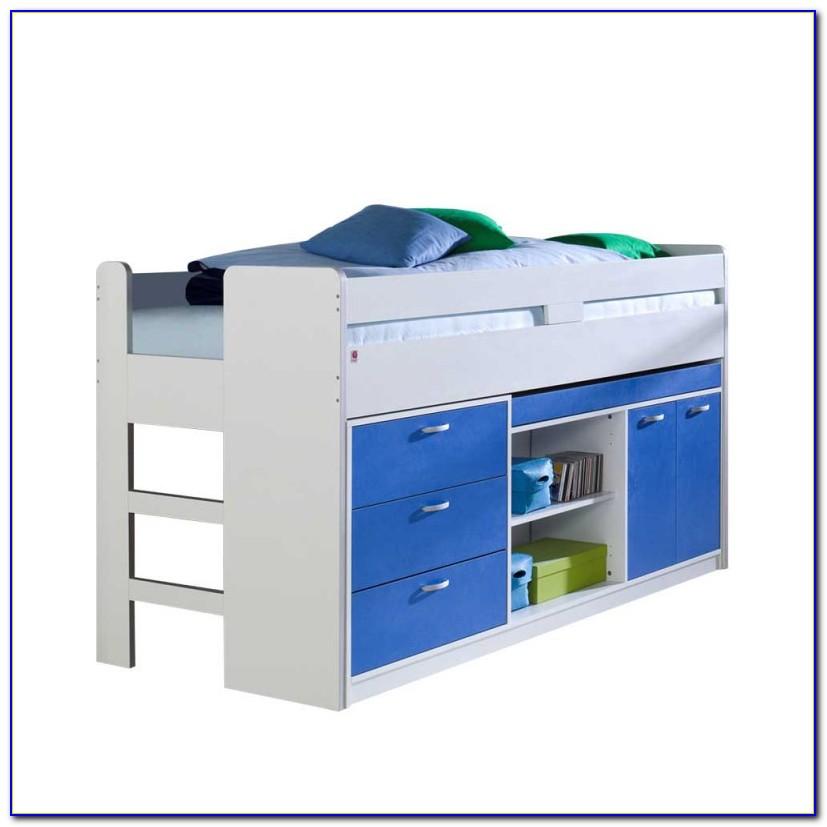 Kinderhochbett Mit Schreibtisch