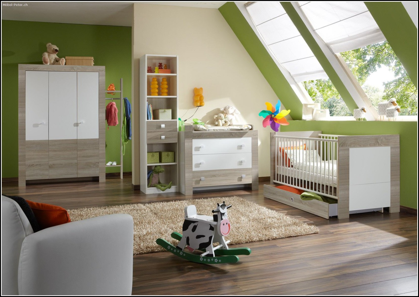 Kinderzimmer Dreamworld 2 Regal