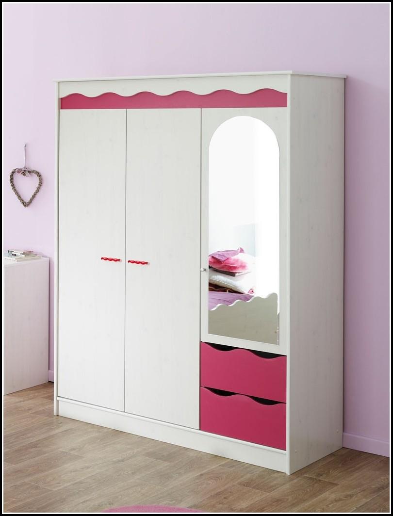 Kinderzimmer Kleiderschrank Weiß