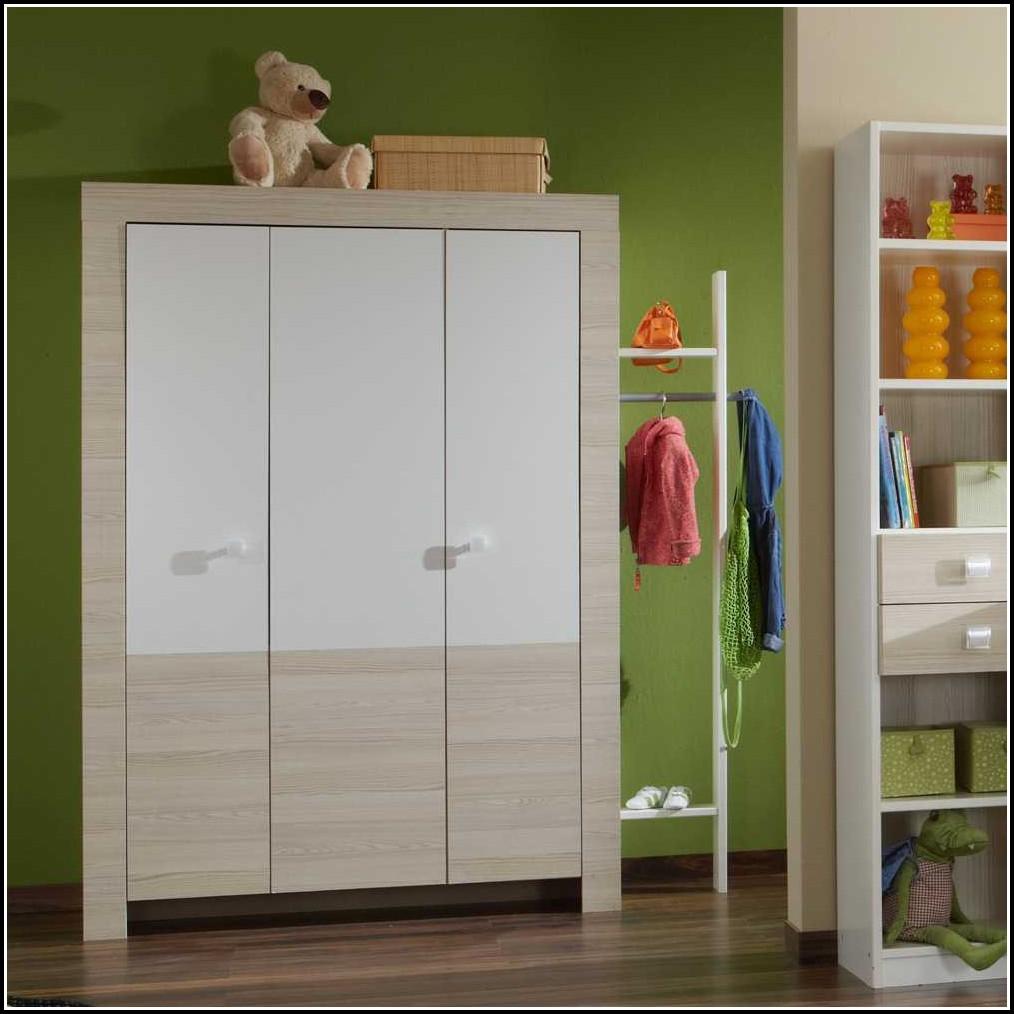 Kinderzimmer Kleiderschrank Weiss