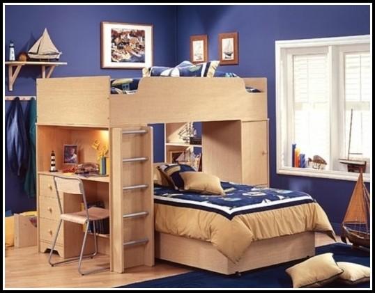 Kinderzimmer Schrank Mit Schreibtisch